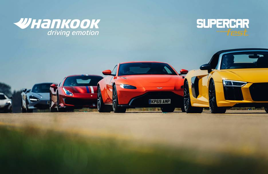 Hankook continues partnership with Supercar Fest for 2021