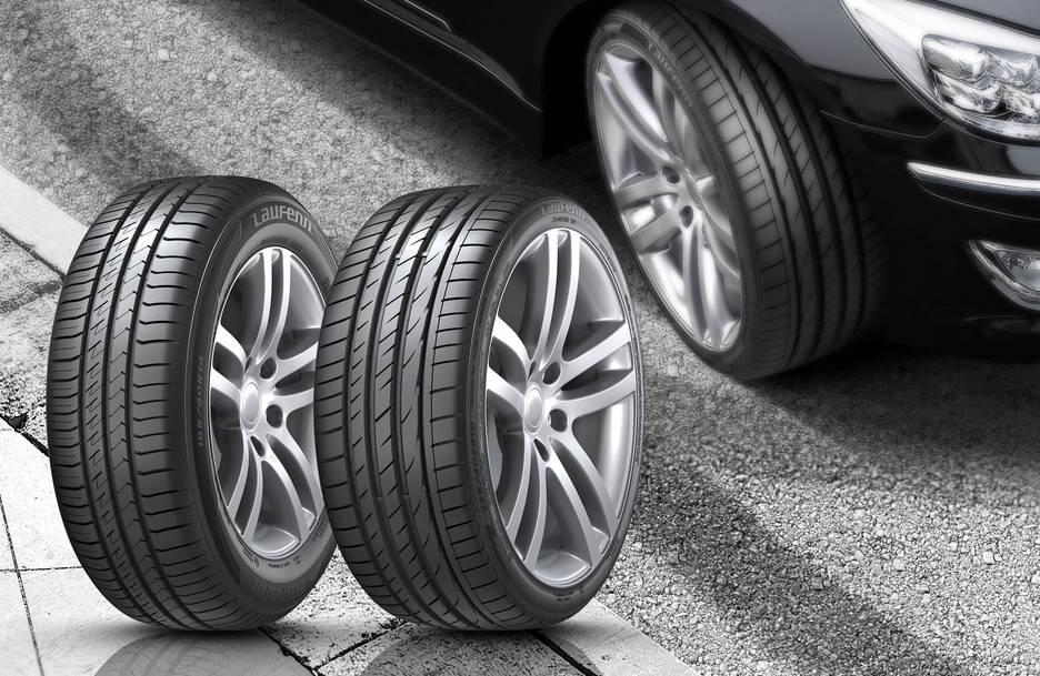 Hankook launches new generation of Laufenn car tyres