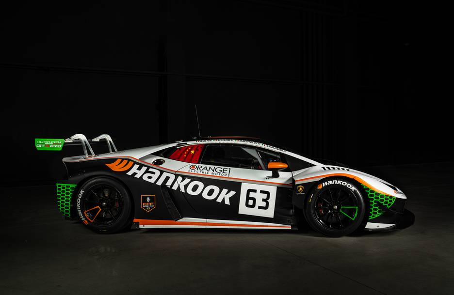 Italian quartet to drive for the new Hankook FFF Racing Team at the 49th ADAC TOTAL 24h Race