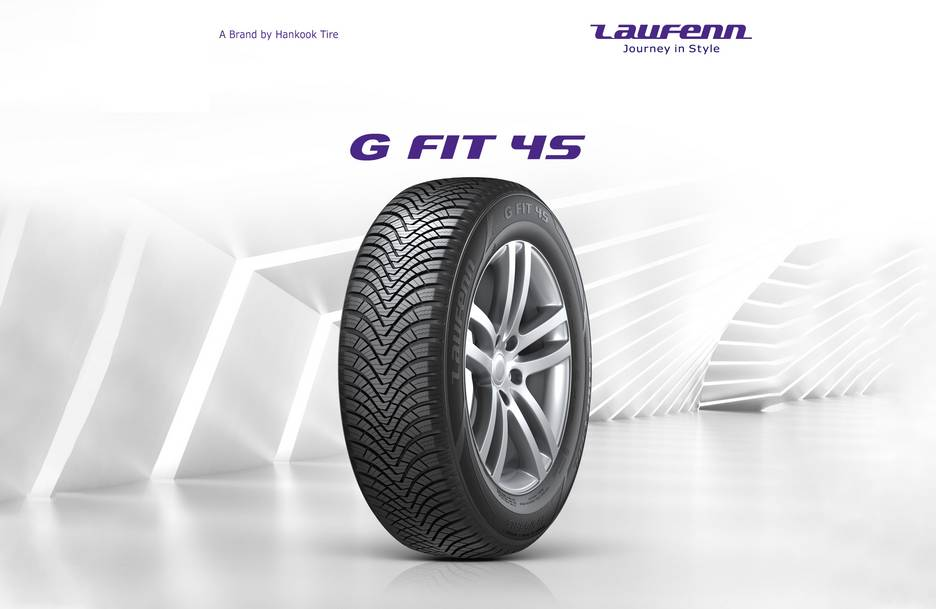 Hankook launches a new all-season pattern under its Laufenn Brand