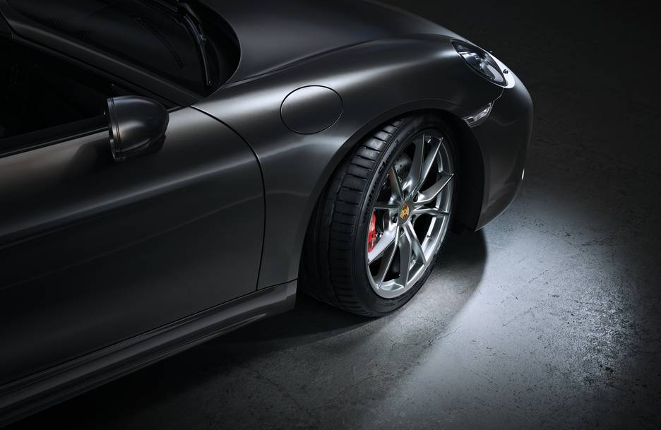 Hankook supplies original equipment for Porsche 718 models