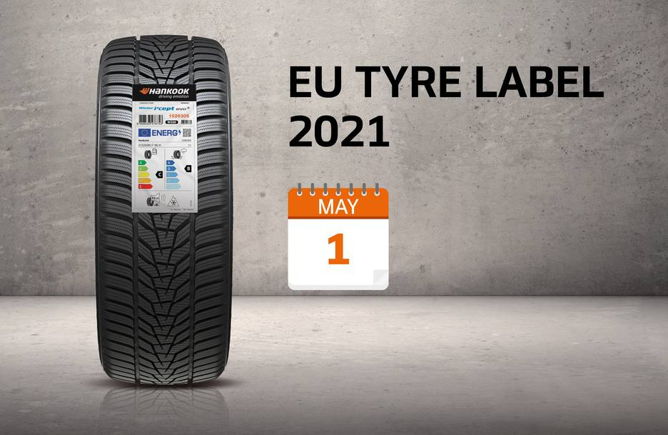 New EU tyre label offers consumers additional information when purchasing tyres